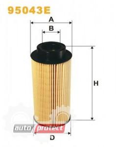 Фото 1 - WIX 95043E фильтр топливный