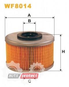 Фото 1 - WIX WF8014 фильтр топливный