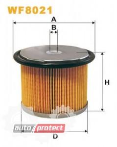 Фото 1 - WIX WF8021 фильтр топливный