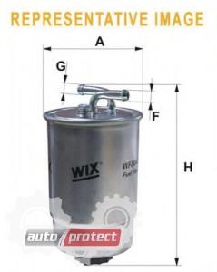Фото 1 - WIX WF8043 фильтр топливный