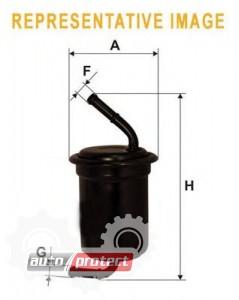 Фото 1 - WIX WF8084 фильтр топливный