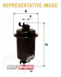 Фото 1 - WIX WF8091 фильтр топливный