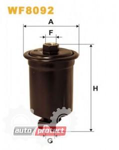 Фото 1 - WIX WF8092 фильтр топливный