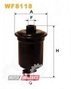 Фото 1 - WIX WF8118 фильтр топливный