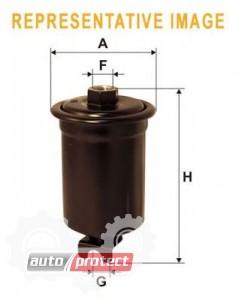Фото 1 - WIX WF8184 фильтр топливный