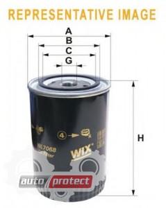 Фото 1 - WIX WF8267 фильтр топливный