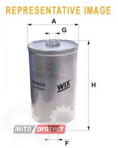 Фото 1 - WIX WF8336 фильтр топливный