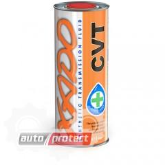 Фото 1 - XADO CVT Трансмиссионное масло