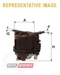 Фото 1 - WIX WF8360 фильтр топливный