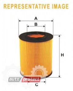 Фото 1 - WIX WF8401 фильтр топливный