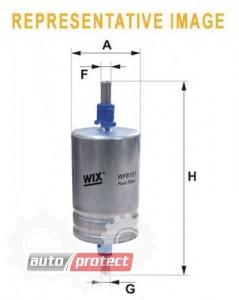 Фото 1 - WIX WF8411 фильтр топливный
