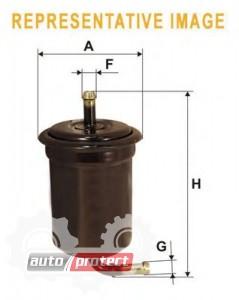 Фото 1 - WIX WF8422 фильтр топливный