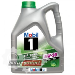 Фото 1 - Mobil 1 ESP Formula 5W-30 Синтетическое моторное масло (европа)