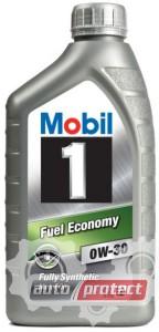 Фото 2 - Mobil Моторное масло Mobil 1 Fuel Economy 0W-30 (европа)