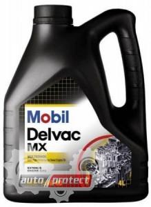 Фото 1 - Mobil Моторное масло Mobil Delvac MX 15W-40