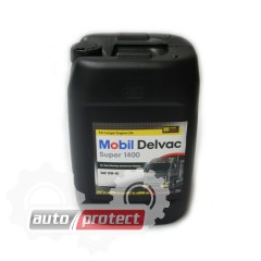 Фото 1 - Mobil Моторное масло Mobil Delvac Super 1400 15W-40
