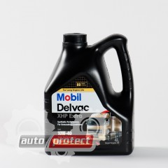 Фото 1 - Mobil Delvac XHP Extra 10W-40 Моторное масло