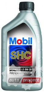 Фото 1 - Mobil SHC Formula LD 0W-30 Моторное масло
