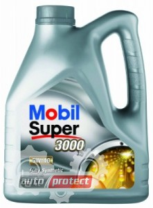 Фото 1 - Mobil Моторное масло Mobil Super 3000 X1 5w-40 (европа)
