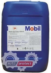Фото 1 - Mobil Трансмиссионное масло Mobil Agri Super 15W-40