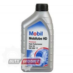 Фото 1 - Mobil Mobilube HD 80W-90 Трансмиссионное масло