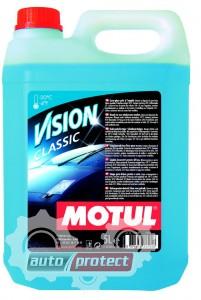 Фото 1 - Motul Vision Classic Жидкость в бачек омывателя готовая, до -20С