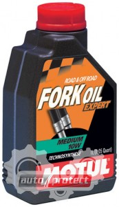 ���� 1 - Motul Fork Oil Expert Medium ����� ��� ����-����� ������������� 10W