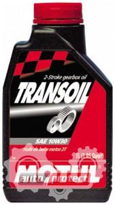 Фото 2 - Motul Transoil 10W-30 Минеральное трансмиссионное масло для скутеров