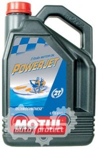 Фото 1 - Motul Powerjet 2T Минеральное масло для 2Т двигателей водного транспорта