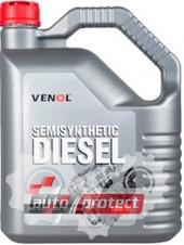 Фото 1 - Venol 10W-40 Semisynthetic diesel моторное масло