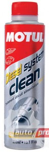 Фото 1 - Motul Промывка топливной системы дизелей Motul DIESEL SYSTEM CLEAN