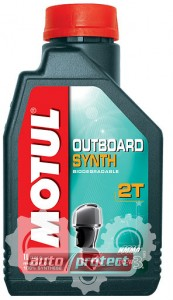 ���� 1 - Motul Outboard Synth 2T ������������� ����� ��� 2-� ���������� ������� ����������