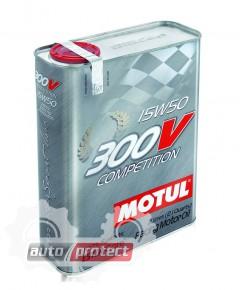 Фото 1 - Motul 300V Competition 15W-50 Синтетическое моторное масло