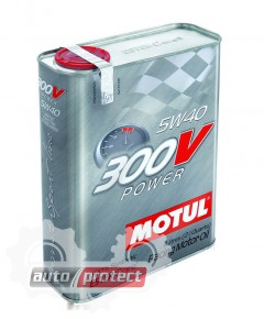 ���� 1 - Motul 300V Power 5W-40 ������������� �������� �����