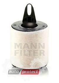 Фото 1 - MANN-FILTER C 1361 воздушный фильтр