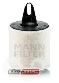 Фото 1 - MANN-FILTER C 1370 воздушный фильтр