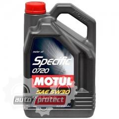 Фото 1 - Motul Specific 0720 5W-30 Синтетическое моторное масло