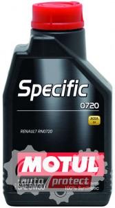 Фото 2 - Motul Specific 0720 5W-30 Синтетическое моторное масло 2