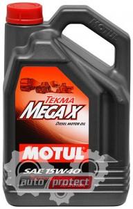 Фото 1 - Motul TEKMA MEGA X SAE 15W-40 Синтетическое моторное масло
