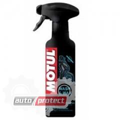 Фото 1 - Motul E1 Wash & Wax Средство для восстановления лаков и красок