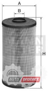 Фото 1 - MANN-FILTER C 19 450 воздушный фильтр