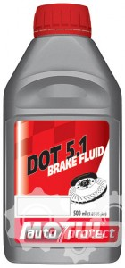 Фото 1 - Motul Brake Fluid DOT 5.1 Тормозная жидкость