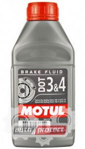 Фото 1 - Motul DOT 4 Тормозная жидкость