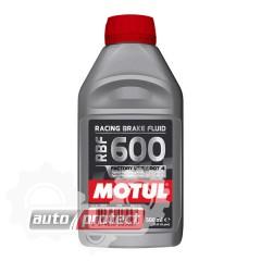 Фото 1 - Motul RBF 600 Factory Line Тормозная жидкость
