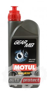 Фото 1 - Motul GEAR MB SAE 80 Трансмиссионное масло