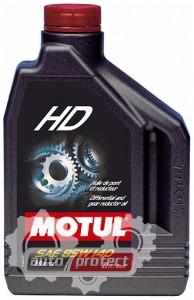 Фото 1 - Motul Motylgear 80W-140 Трансмиссионное масло