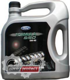 Фото 1 - Ford Formula S/SD 5W-40 Оригинальное масло