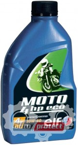 Фото 1 - ELF Moto 4 HP Eco 10W-40 Синтетическое масло для снегоходов и мотоциклов