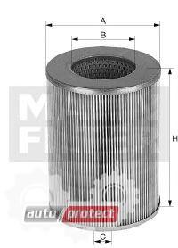 Фото 1 - MANN-FILTER C 420 воздушный фильтр