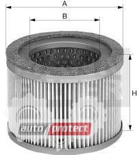 Фото 1 - MANN-FILTER C 44/2 воздушный фильтр
